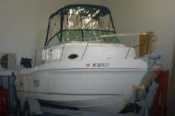 2011 Seaswirl 1851 WA Striper