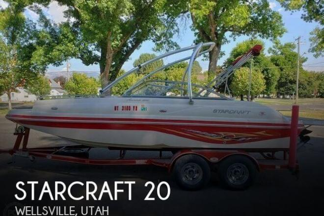 2005 Starcraft Aurora 2010 - For Sale at Wellsville, UT 84339 - ID 151130