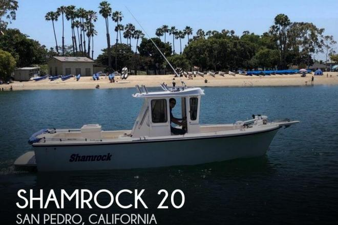 1998 Shamrock 200 Pilothouse - For Sale at San Pedro, CA 90731 - ID 151134
