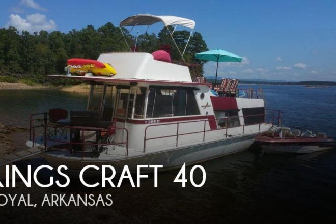 1975 Kingscraft 40 - For Sale at Royal, AR 71968 - ID 151135