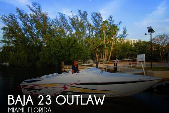 2005 Baja 23 Outlaw - For Sale at Miami, FL 33177 - ID 133096