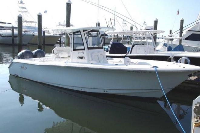 2018 Sea Hunt Gamefish 30 - For Sale at Cape May, NJ 8204 - ID 151187