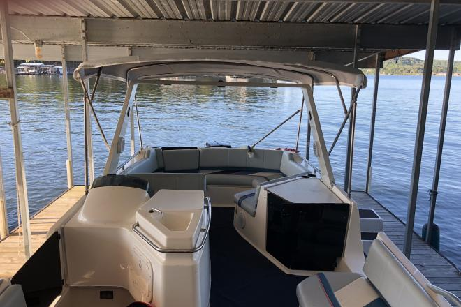 1993 Bayliner Rendezvous  - For Sale at Camdenton, MO 65020 - ID 151191