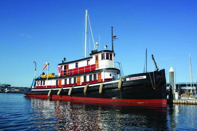 1907 Custom Built Wallace Tug - For Sale at Seattle, WA 98101 - ID 151202