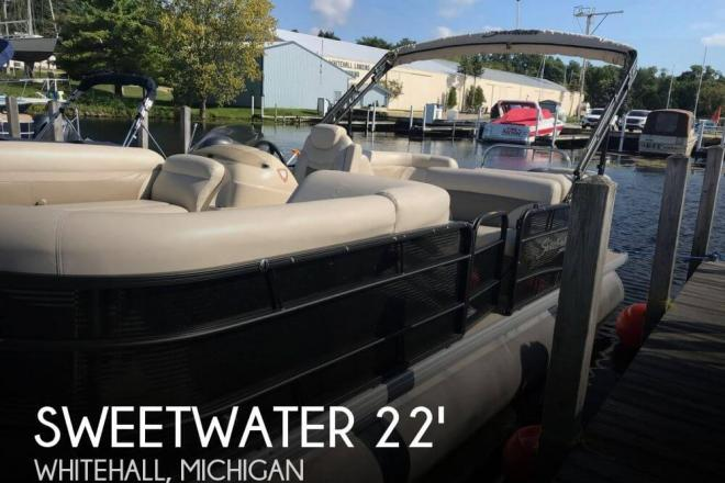 2017 Sweetwater 2286 SB/TT-27 - For Sale at Spring Lake, MI 49456 - ID 151211