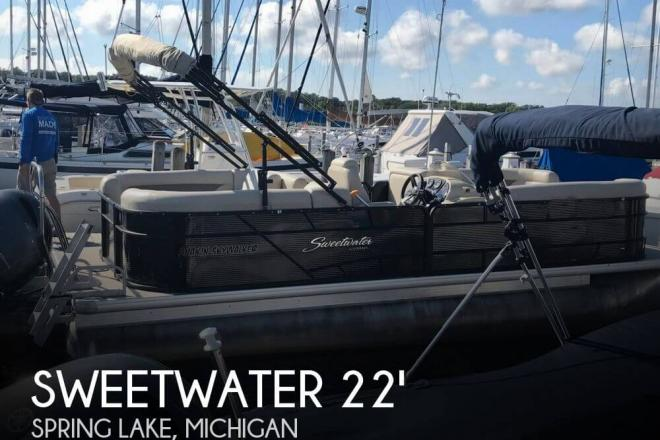 2017 Sweetwater 2286 SB/TT - For Sale at Spring Lake, MI 49456 - ID 151212