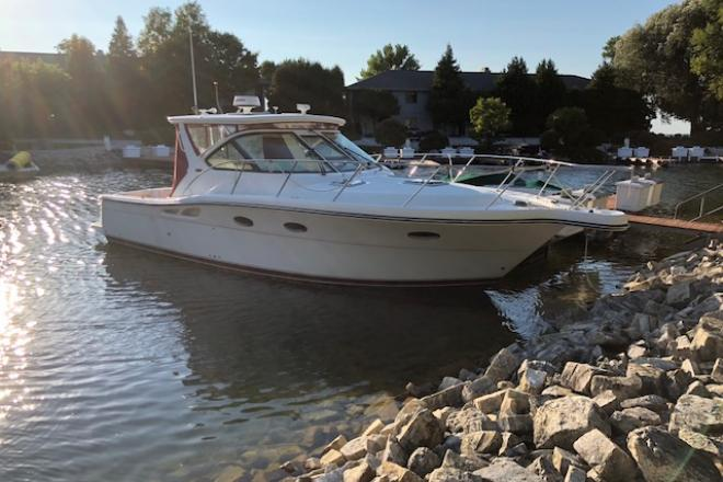 2005 Tiara 3200 OPEN - For Sale at Pewaukee, WI 53072 - ID 151256