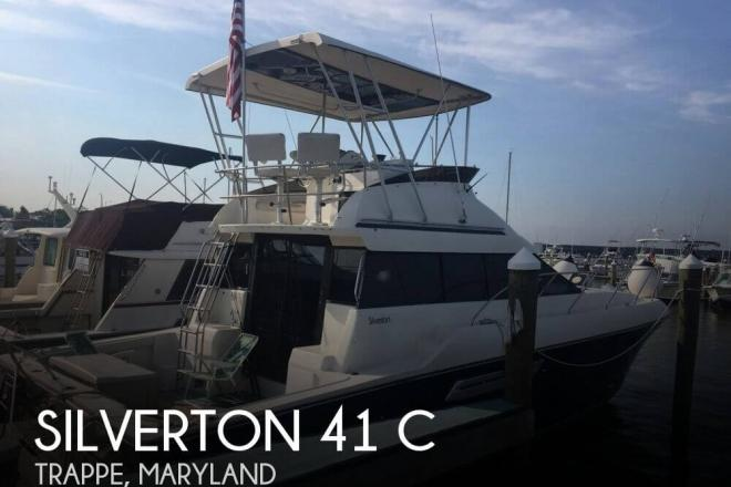 1991 Silverton 41 C - For Sale at Trappe, MD 21673 - ID 149911