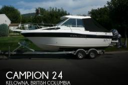2010 Campion 682 SC BRA Explorer