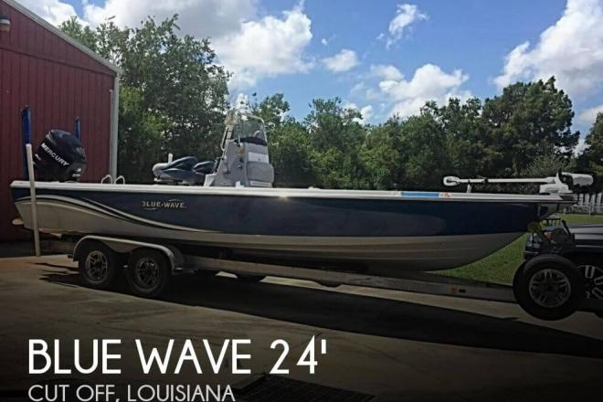 2013 Blue Wave Pure Bay 2400 - For Sale at Cut Off, LA 70345 - ID 149482