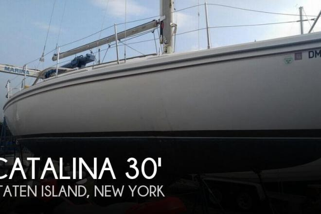 1979 Catalina 30 Tall Rig - For Sale at Staten Island, NY 10301 - ID 149507