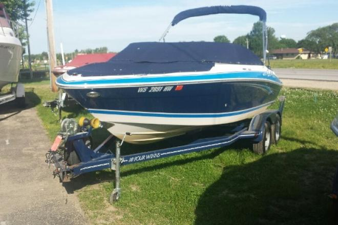 2008 Four Winns H200 - For Sale at Madison, WI 53701 - ID 124568