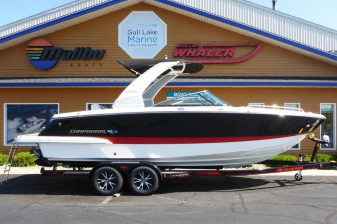 2018 Chaparral 247 SSX - For Sale at Richland, MI 49083 - ID 146514