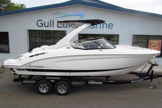 2018 Chaparral 257 SSX - For Sale at Coopersville, MI 49404 - ID 146574