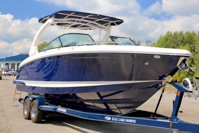 2018 Chaparral 287 SSX - For Sale at Coopersville, MI 49404 - ID 146613