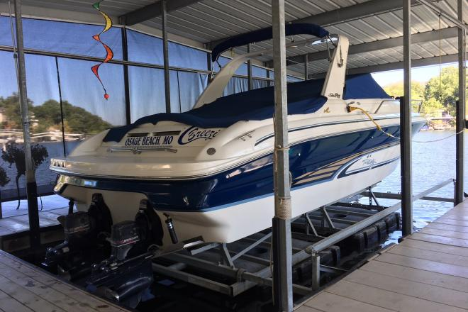 2000 Sea Ray 280SS - For Sale at Osage Beach, MO 65065 - ID 151453