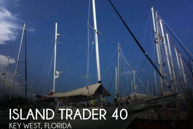 1976 Island Trader 41 - For Sale at Key West, FL 33040 - ID 151505