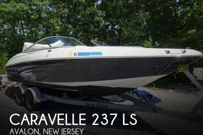 2006 Caravelle 237 LS - For Sale at Avalon, NJ 8202 - ID 128973