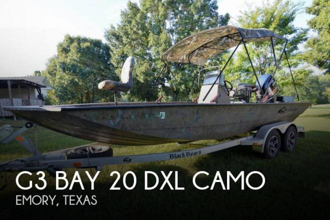 2014 G3 Boats Bay 20 DLX Camo - For Sale at Emory, TX 75440 - ID 149409