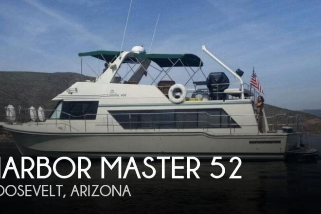 1990 Harbor Master Coastal 450 - For Sale at Roosevelt, AZ 85545 - ID 151744