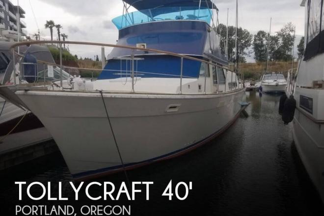 1979 Tollycraft 40 Tri-Cabin - For Sale at Portland, OR 97201 - ID 151061