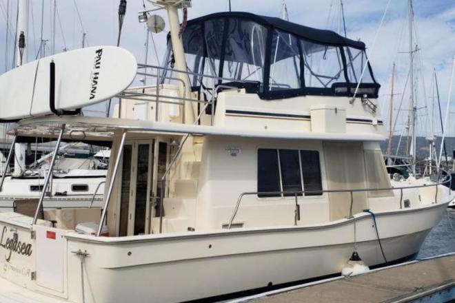 2005 Mainship 40 Trawler - For Sale at Alameda, CA 94501 - ID 151775