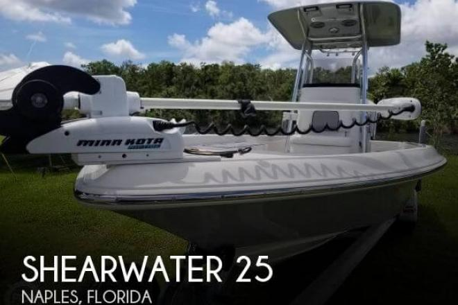 2016 Shearwater 25 LTZ - For Sale at Naples, FL 34101 - ID 151861