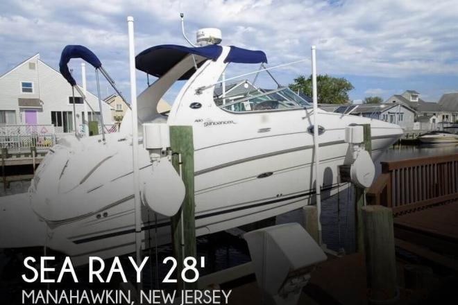 2006 Sea Ray 280 Sundancer - For Sale at Manahawkin, NJ 8050 - ID 151039