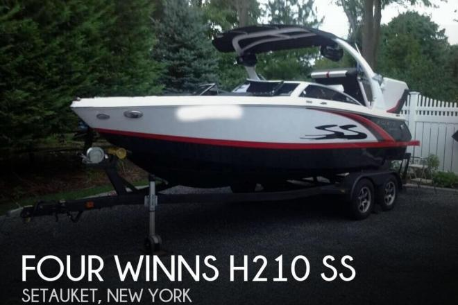 2013 Four Winns H210 SS - For Sale at Setauket, NY 11733 - ID 151137