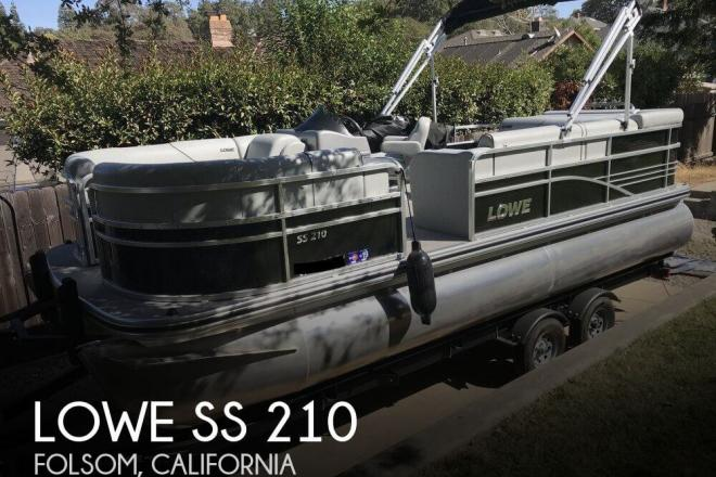 2017 Lowe SS210 - For Sale at Folsom, CA 95630 - ID 150666