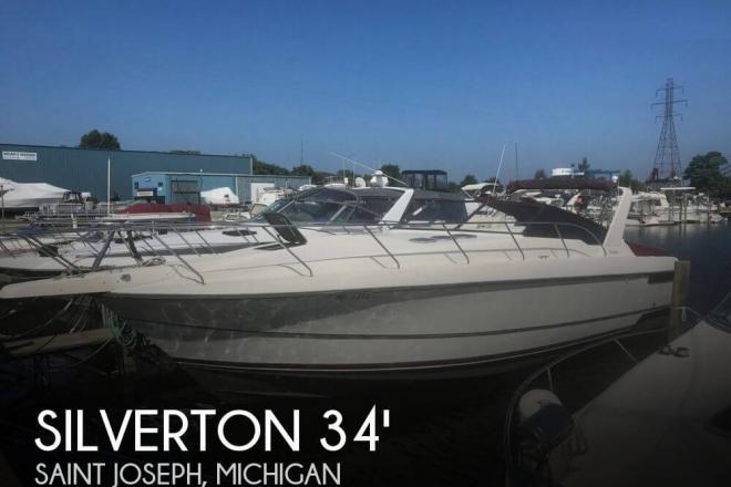 1990 Silverton 34 Express - For Sale at Saint Joseph, MI 49085 - ID 151054