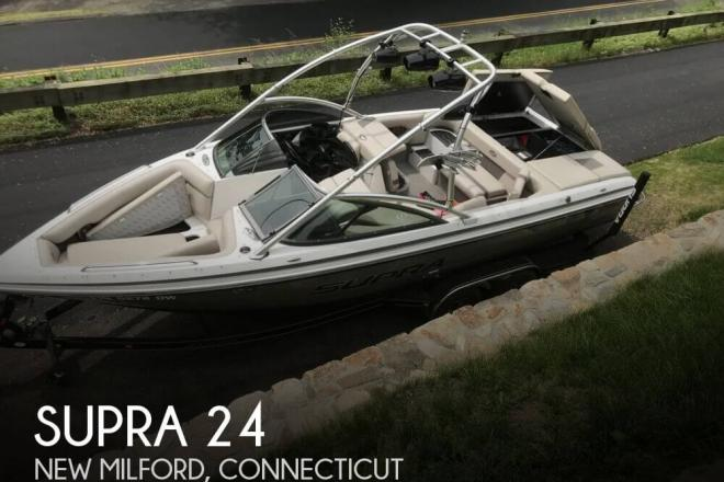2006 Supra Sunsport 24V - For Sale at New Milford, CT 6776 - ID 151944