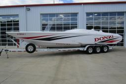 2006 Donzi 35ZR