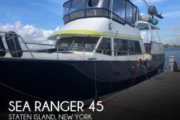 1986 Sea Ranger 45