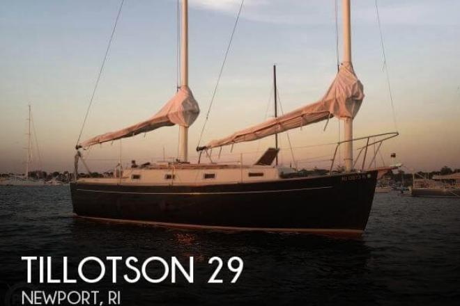 1980 Other Freedom 28 - For Sale at North Kingstown, RI 2852 - ID 152003
