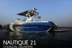2016 Nautique Super Air Nautique G21