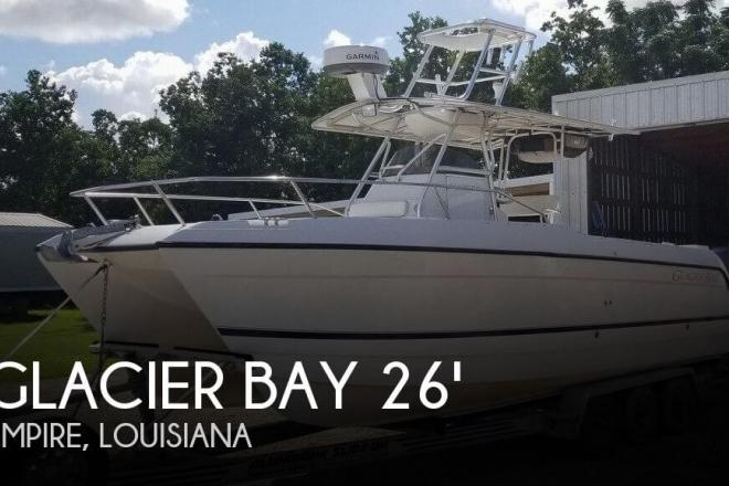 1999 Glacier Bay 260 Canyon Runner - For Sale at Empire, LA 70050 - ID 149508
