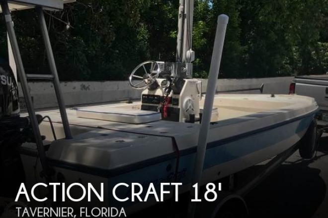 1990 Action Craft 1810 SE - For Sale at Tavernier, FL 33070 - ID 151221
