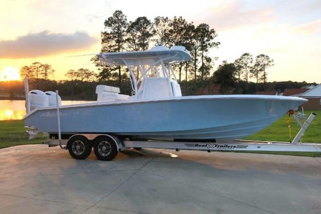 2017 Sea Hunter 28 Floridian - For Sale at Alligator Point, FL 32346 - ID 152163