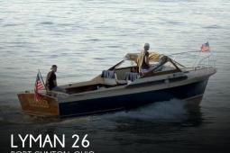 1970 Lyman 26
