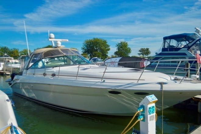 2001 Sea Ray EXPRESS - For Sale at Marblehead, OH 43440 - ID 151962