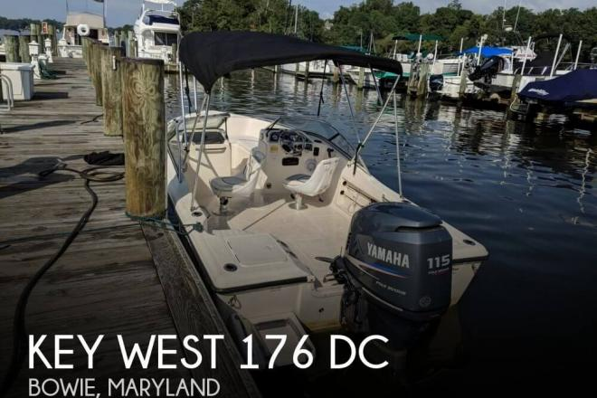 2007 Key West 1720 DC - For Sale at Bowie, MD 20720 - ID 151328