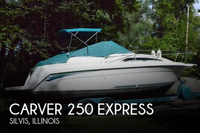 1994 Carver 250 Express - For Sale at Silvis, IL 61282 - ID 151500