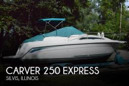 1994 Carver 250 Express
