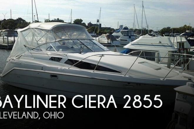 1997 Bayliner Ciera 2855 - For Sale at Cleveland, OH 44119 - ID 151922
