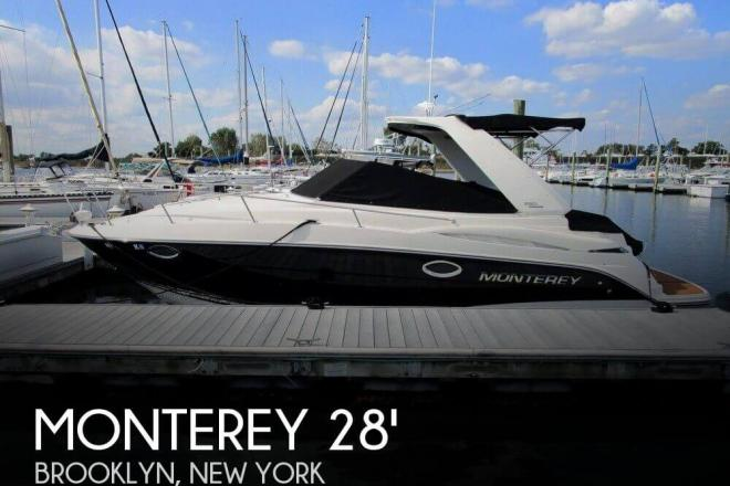 2014 Monterey 280 SCR - For Sale at Brooklyn, NY 11234 - ID 149378