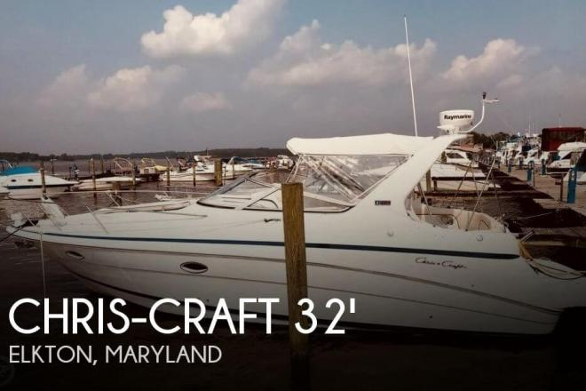 2000 Chris Craft 328 Express - For Sale at Elkton, MD 21921 - ID 149662