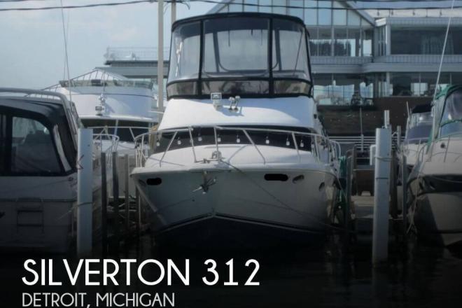 1996 Silverton 312 - For Sale at Detroit, MI 48201 - ID 151215