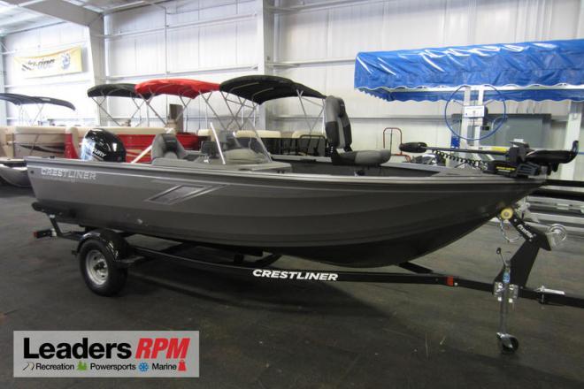 2019 Crestliner 1650 FISH HAWK SE SC - For Sale at Kalamazoo, MI 49019 - ID 152354