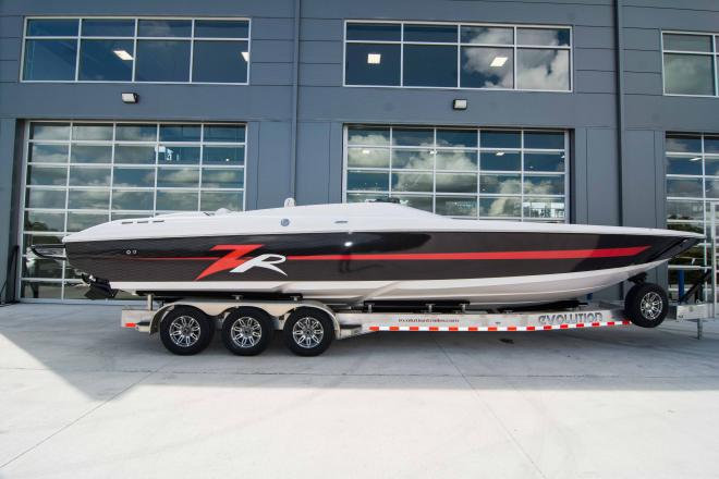 2017 Donzi 35 ZR - For Sale at Lake Ozark, MO 65049 - ID 149633